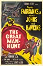 The Great Manhunt (1950) Poster