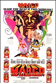 Marco the Magnificent (1965) Poster - Movie Forum, Cast, Reviews