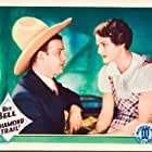 Rex Bell and Frances Rich in Diamond Trail (1933)