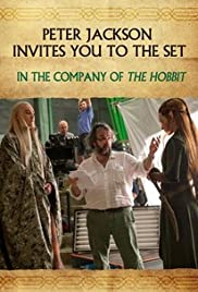 Peter Jackson Invites You to the Set: In the Company of the Hobbit Poster