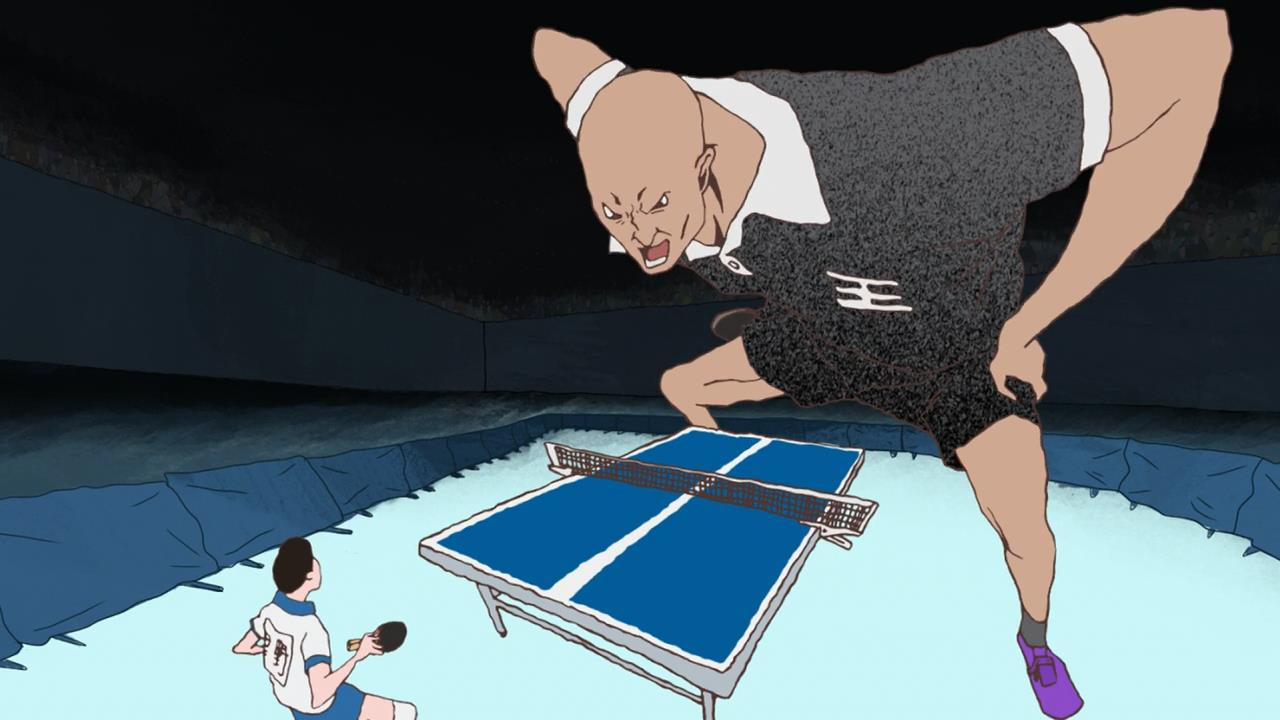 Ping Pong The Animation 2014