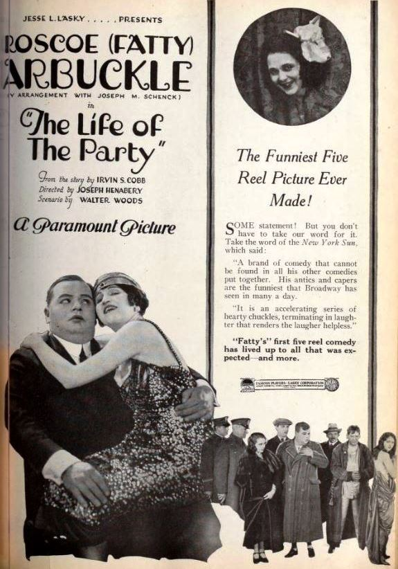 The Life of the Party (1920)
