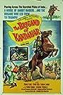 The Brigand of Kandahar (1965) Poster