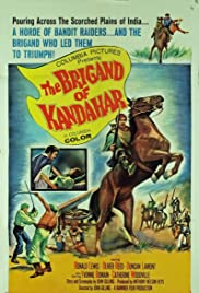 The Brigand of Kandahar (1965) Poster - Movie Forum, Cast, Reviews