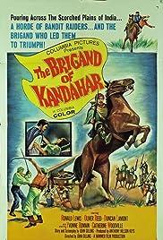 The Brigand of Kandahar Poster