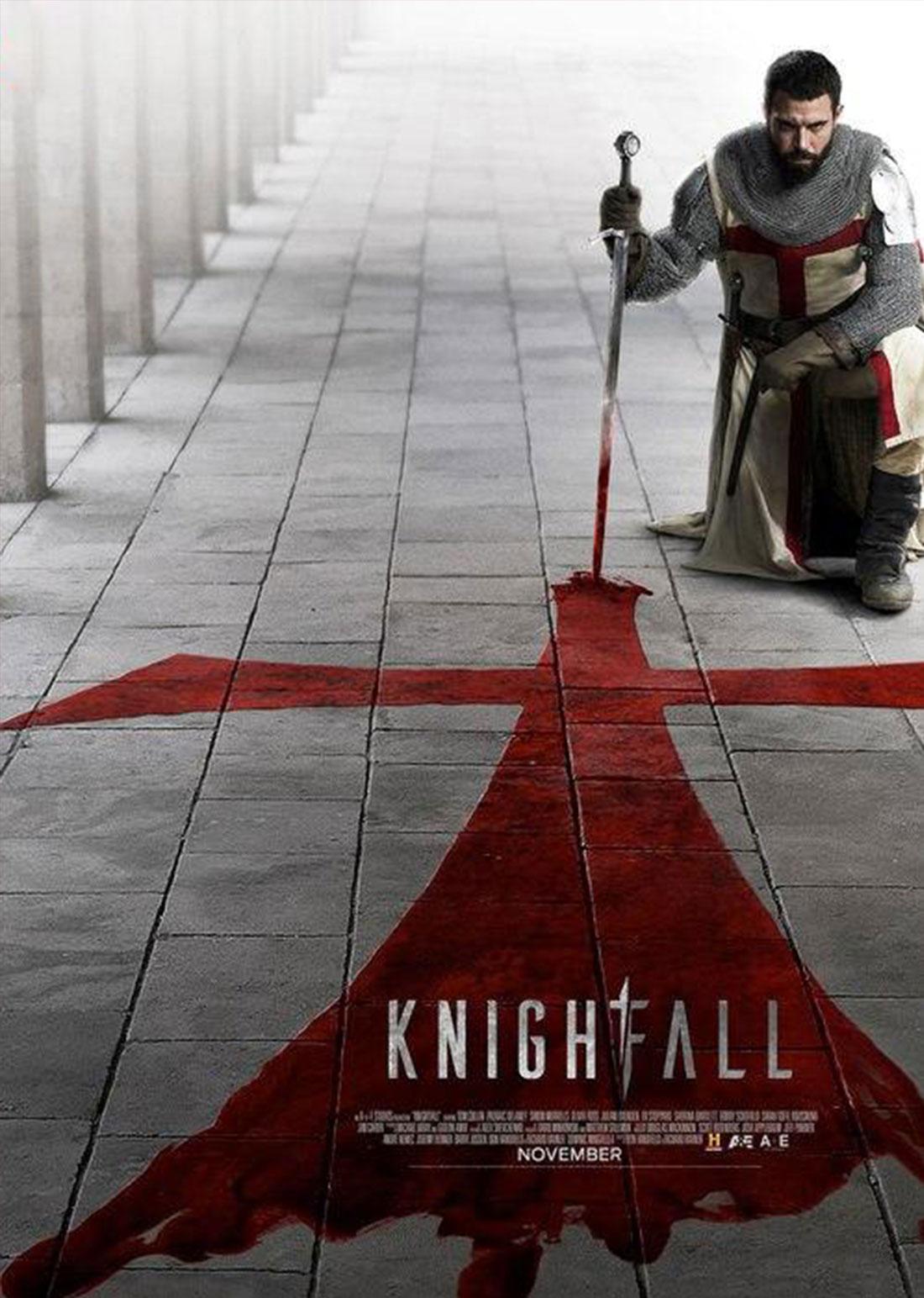 Tamplierius (2 Sezonas) / Knightfall (Season 2)