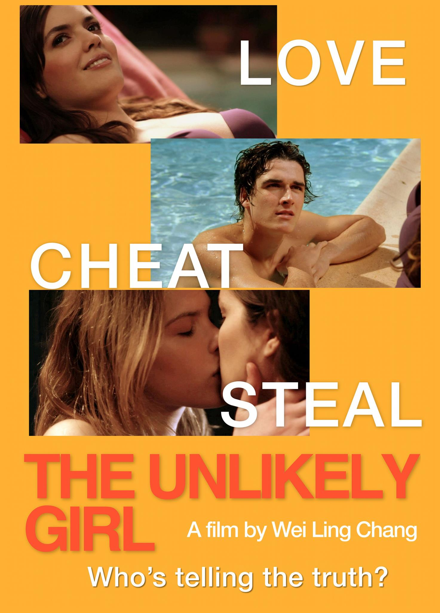 8505a8433acc The Unlikely Girl (2012) - IMDb