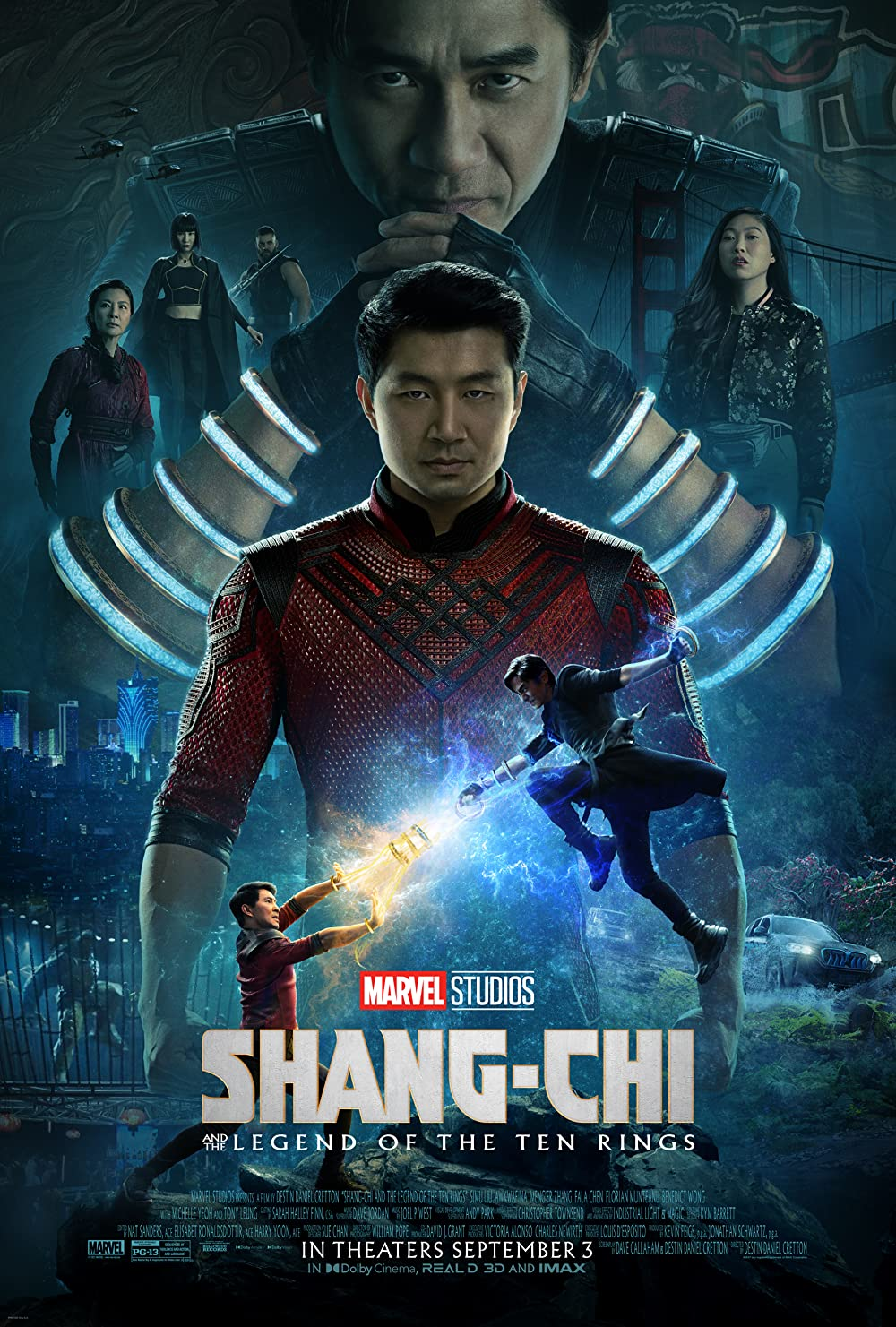 Shang-Chi and the Legend of the Ten Rings (2021) - IMDb