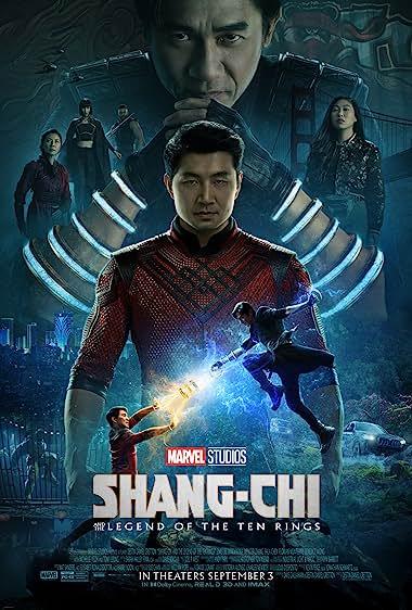 Shang Chi (2021) Hindi Dubbed