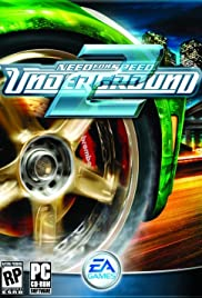 Need for Speed: Underground 2 Poster