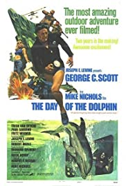 The Day of the Dolphin Poster