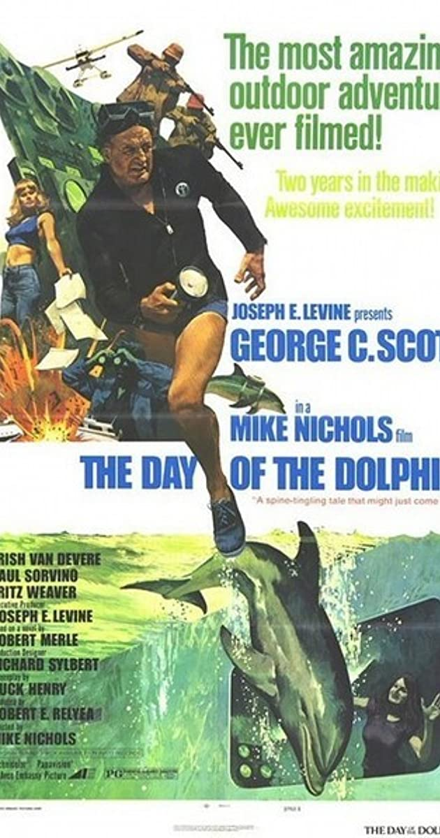 The Day of the Dolphin (1974) Subtitles