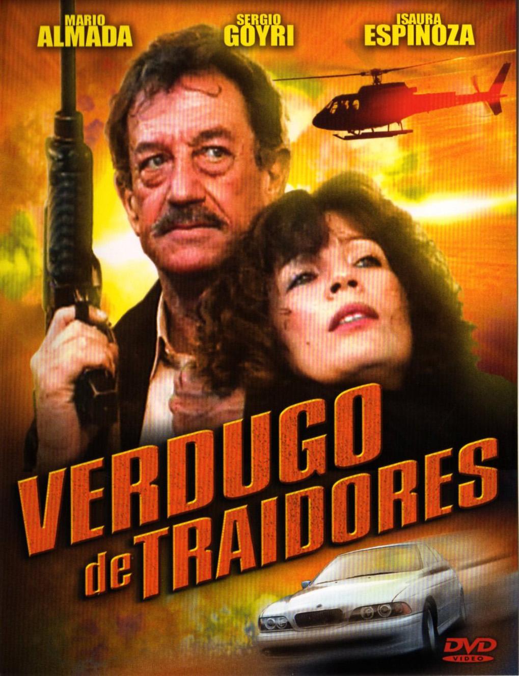 Mario Almada in Verdugo de traidores (1986)