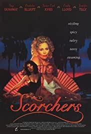 Scorchers Poster