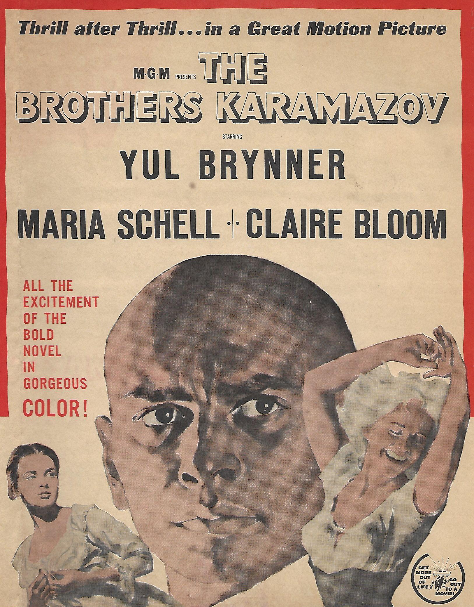 The Brothers Karamazov By Fyodor Dostoyevsky Pdf