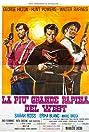 Halleluja for Django (1967) Poster
