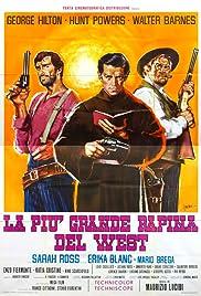 Halleluja for Django Poster