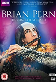 The Life of Rock with Brian Pern Poster