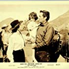 Gregory Peck and Joan Collins in The Bravados (1958)