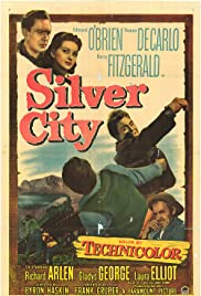 Silver City Poster