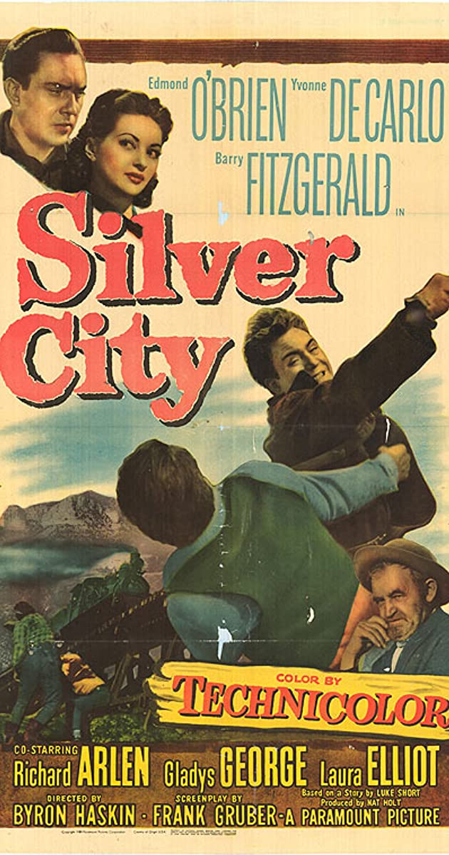 Subtitle of Silver City
