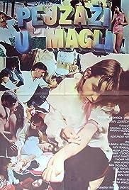 Pejzazi u magli(1984) Poster - Movie Forum, Cast, Reviews