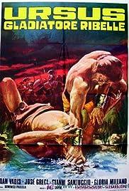 Rebel Gladiators Poster