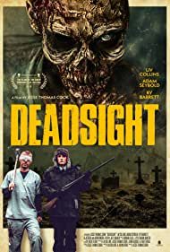 Adam Seybold and Liv Collins in Deadsight (2018)