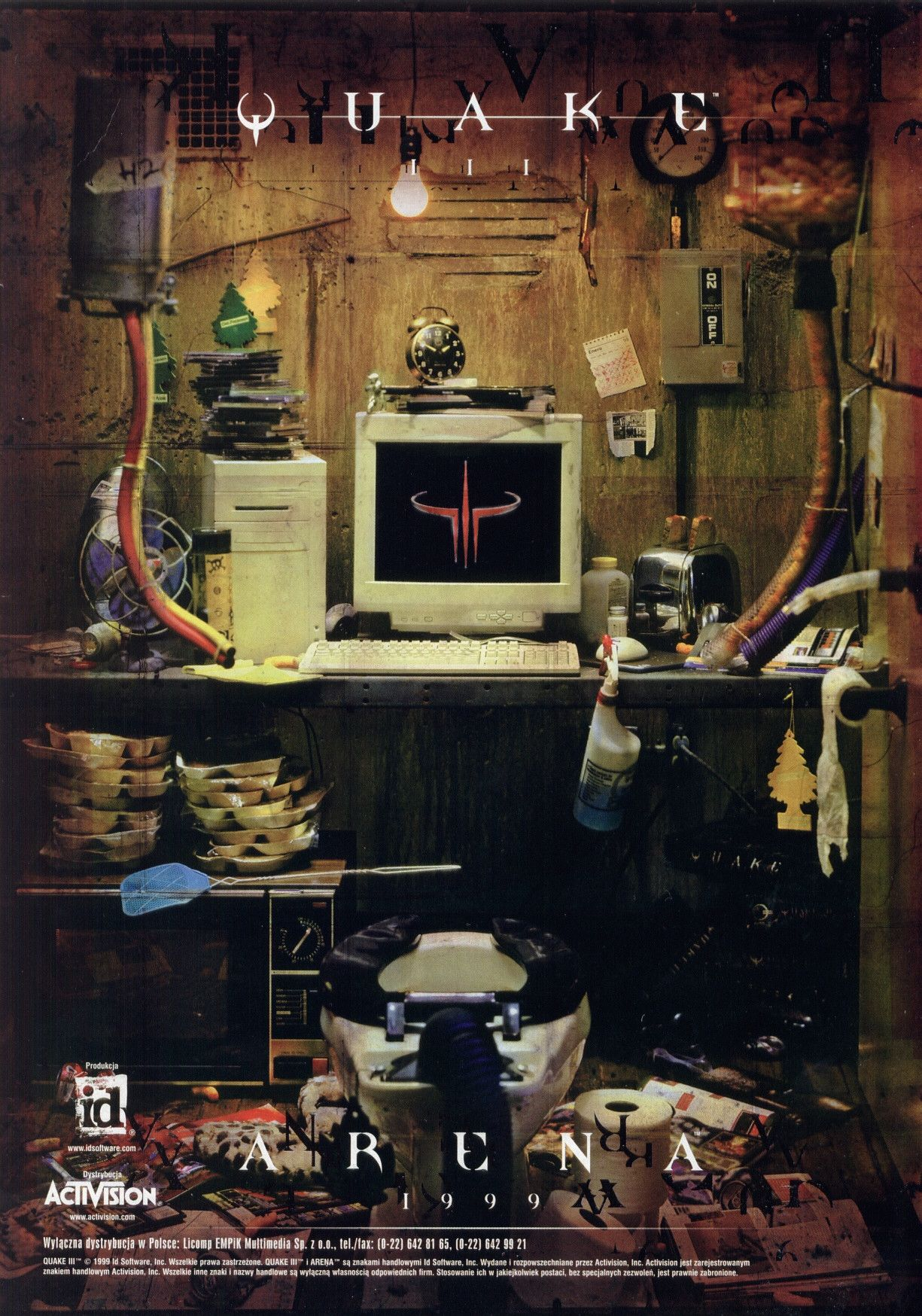 Quake III: Arena (Video Game 1999) - IMDb