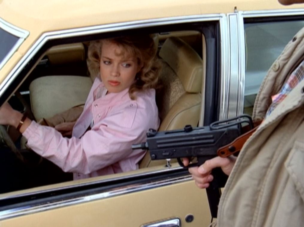 Melody Anderson in Manimal (1983)