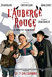 L'auberge rouge Poster