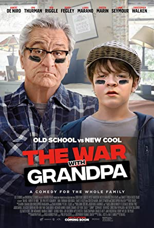 The War With Grandpa 2020 1080p BluRay x265-RARBG