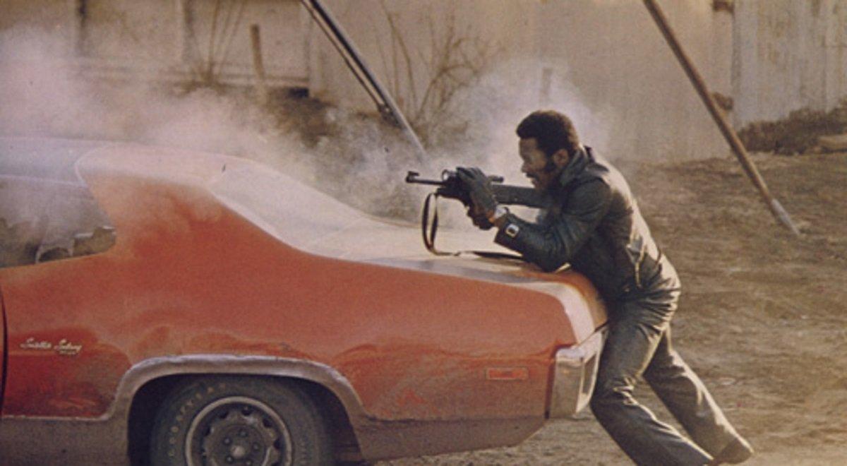 Shaft S Big Score 1972
