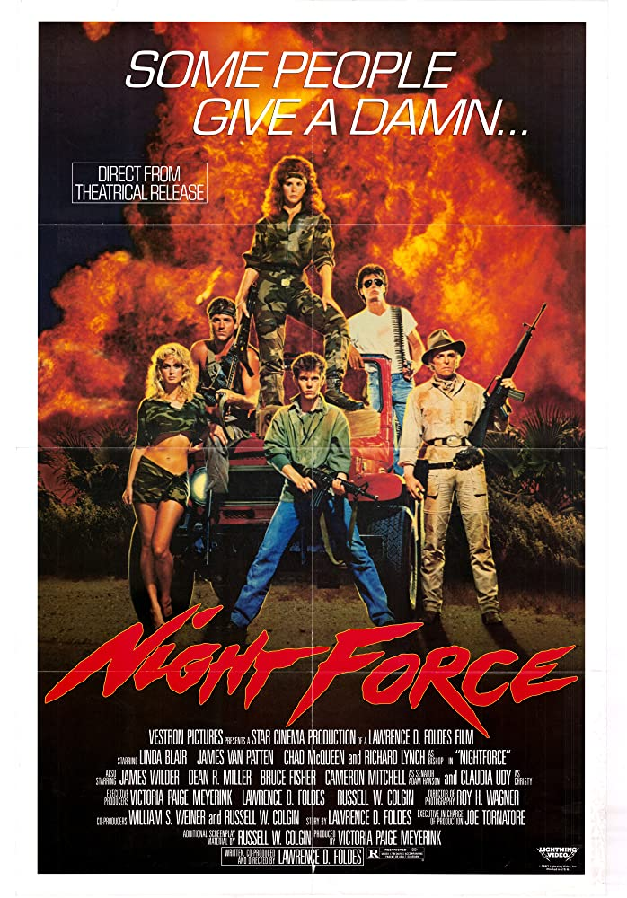 Nightforce (1987)