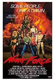 Nightforce Poster
