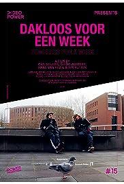 Dakloos voor een week Poster
