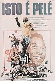 Isto É Pelé Poster