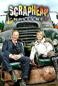 Robert Llewellyn and Lisa Rogers in Scrapheap (1998)