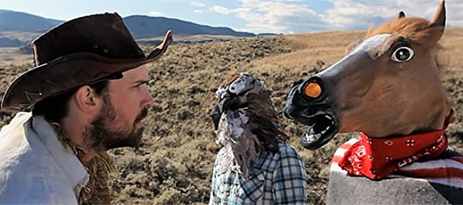 Adult movie watching A Horse WIth No Name by none [640x352]