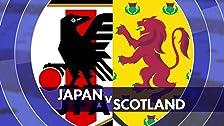 Japón contra Escocia
