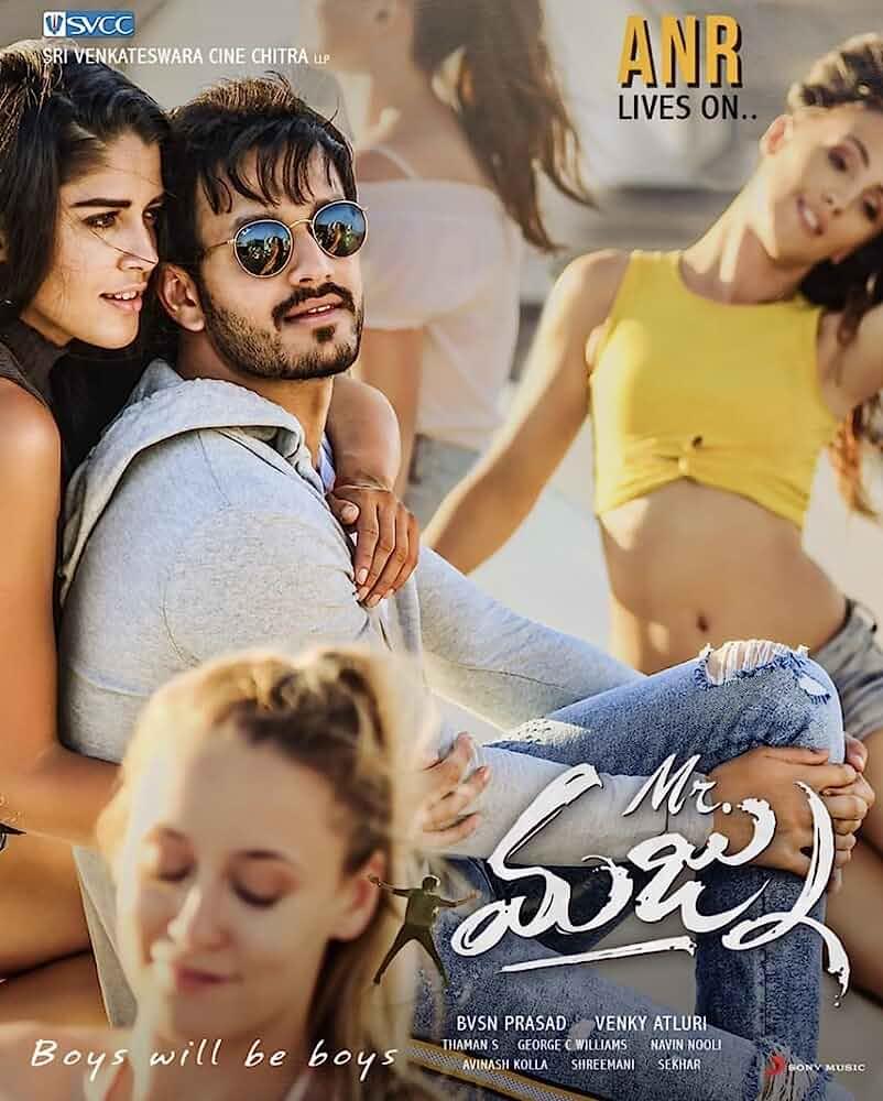 Mr. Majnu (2019) Hindi Dubbed