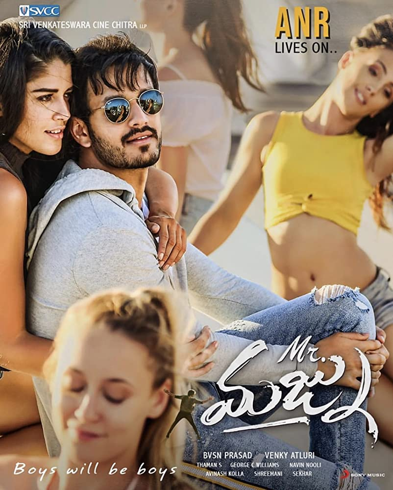 Mr. Majnu 2020 Hindi Dubbed 500MB HDRip 720p HEVC x265 Free Download