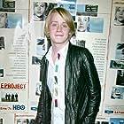 Macaulay Culkin at an event for The Laramie Project (2002)
