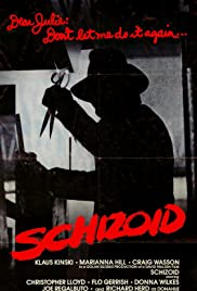 Schizoid (Murder by Mail) (1980) 720p