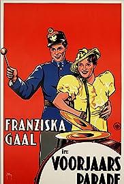 Frühjahrsparade Poster