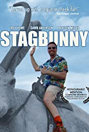 Stagbunny Poster