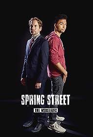 David Beck and Giordan Diaz in Spring Street (2017)
