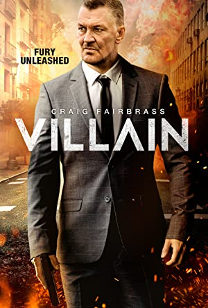 دانلود زیرنویس فارسی فیلم Villain 2020