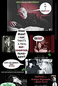 Max Schreck, Greta Schröder, Gustav von Wangenheim, Tony Watt, Sophia The Cat, and Sara Dagoda in Nosferatu vs. Father Pipecock & Sister Funk (2014)