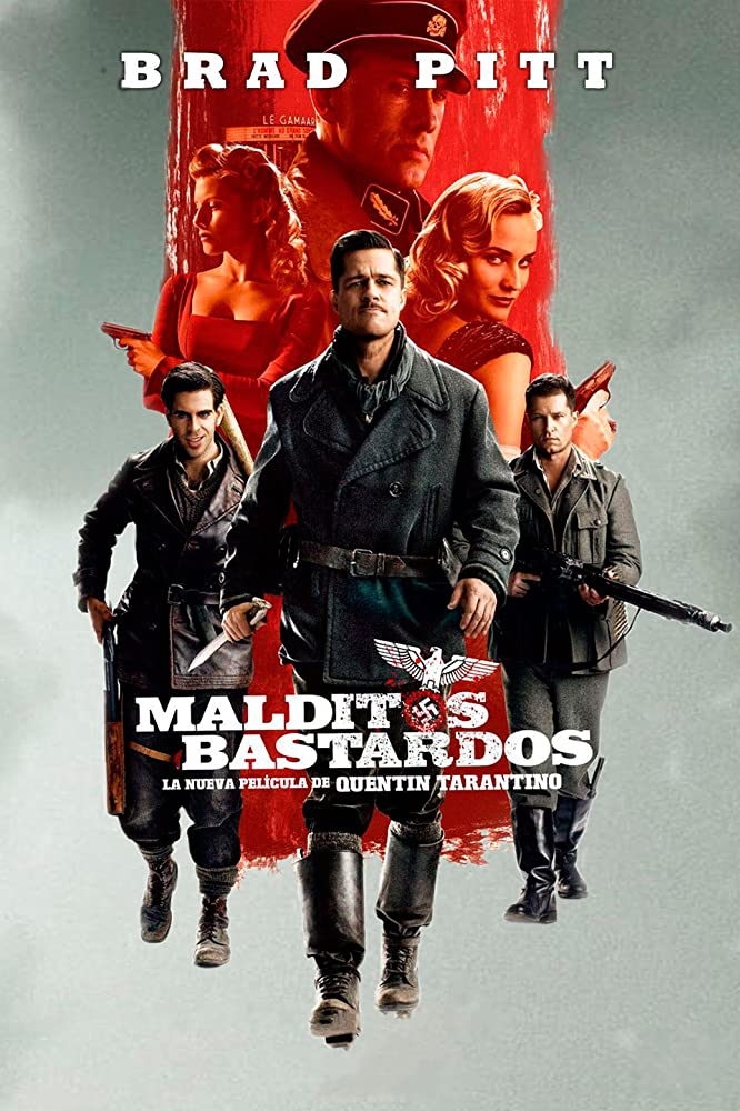 Inglourious Basterds (2009) Hindi Dubbed
